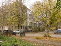Tula, st Ryazanskaya, house 4. Apartment house