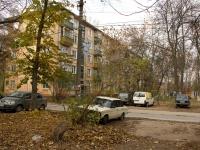 Tula, st Ryazanskaya, house 8. Apartment house