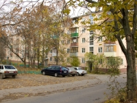 Tula, st Ryazanskaya, house 14. Apartment house