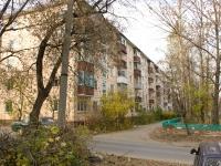 Tula, st Ryazanskaya, house 16. Apartment house