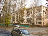 Tula, st Ryazanskaya, house 18. Apartment house