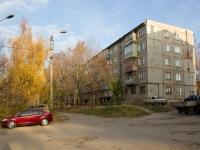 Tula, st Ryazanskaya, house 28 к.2. Apartment house