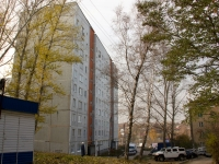 Тула, улица Рязанская, дом 32 к.1. многоквартирный дом