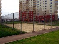 Ульяновск, Ильюшина б-р, спортивная площадка