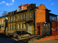 , st Krasnogvardeyskaya, house 2А. Apartment house
