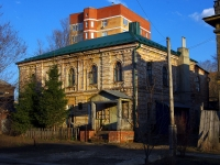 , st Krasnogvardeyskaya, house 4. Apartment house