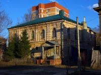 , st Krasnogvardeyskaya, house 4. Apartment house