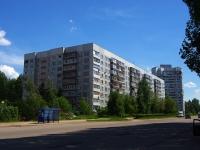 Ульяновск, Академика Филатова проспект, дом 4. многоквартирный дом