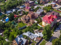 Ульяновск, улица Северная, дом 2. индивидуальный дом