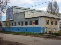Ульяновск, улица Рылеева. больница