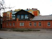 Ульяновск, улица Рылеева, дом 5А. индивидуальный дом