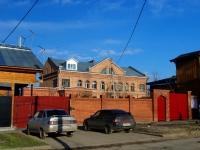 Ульяновск, улица Корюкина. многоквартирный дом