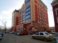 Ульяновск, Пожарный пер, дом 8