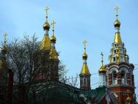 Ульяновск, собор Свято Воскресенско-Германовский кафедральный собор, Гоголя переулок, дом 11