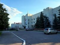 Ульяновск, Плеханова ул, дом 1
