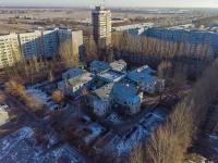 Ульяновск, Пензенский бульвар, дом 3. многоквартирный дом