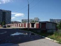 Ульяновск, Любови Шевцовой ул, гараж / автостоянка