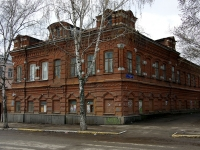 , st Mozhaysky, house 1. Apartment house