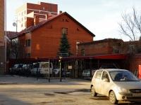 Ульяновск, 2-й Мира переулок. многоквартирный дом