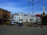 Ульяновск, улица Гончарова, дом 15. поликлиника
