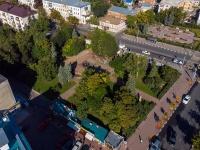 Ульяновск, Гончарова ул, сквер