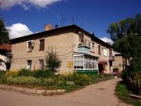 Ульяновск, Октябрьский пер, дом 3
