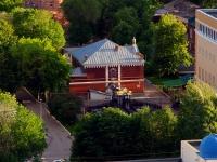 Ульяновск, подворье женского Свято-Михайловского монастыря, улица Дворцовая, дом 4