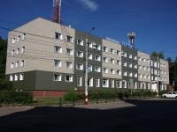 """улица Гончарова, дом 13. гостиница (отель) """"Радуга"""""""