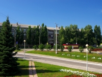 Димитровград, Димитрова проспект, дом 25. многоквартирный дом