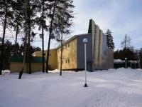 соседний дом: пр-кт. Димитрова, дом 12А. неиспользуемое здание