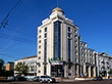 Commercial buildings of Chita