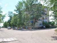 Чита, улица 40 лет Октября, дом 16. многоквартирный дом