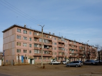 Chita, 5th district, house 1. Apartment house