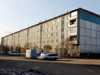 Chita, 5th district, house 22. Apartment house
