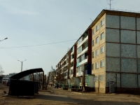 Chita, 5th district, house 29. Apartment house with a store on the ground-floor