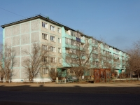 Chita, 5th district, house 32Б. Apartment house