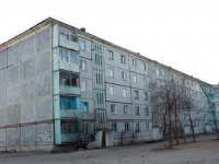 Chita, 5th district, house 34. Apartment house