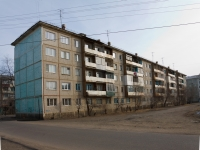 Chita, 5th district, house 43. Apartment house