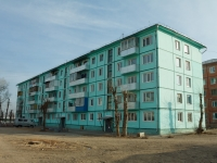 Chita, 5th district, house 44. Apartment house