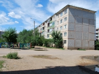 Chita, 5th district, house 23. Apartment house