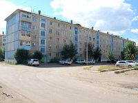 Chita, 5th district, house 23А. Apartment house