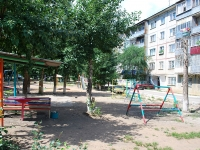 Chita, 5th district, house 27. Apartment house