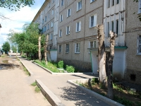 Chita, 5th district, house 42. Apartment house