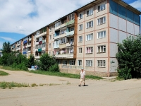 Chita, 5th district, house 19. Apartment house