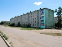 Chita, 5th district, house 21. Apartment house