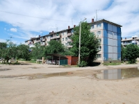 Chita, 5th district, house 25. Apartment house