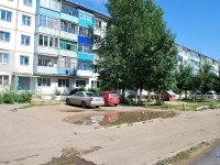 Chita, 5th district, house 49. Apartment house