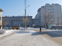 赤塔市, Lenin st, 房屋 8. 医院