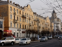Chita, Lenin st, house 56. Apartment house