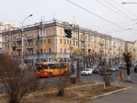 Chita, Lenin st, house 58. Apartment house